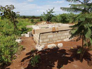 Kompost för slam från slamavskiljarna